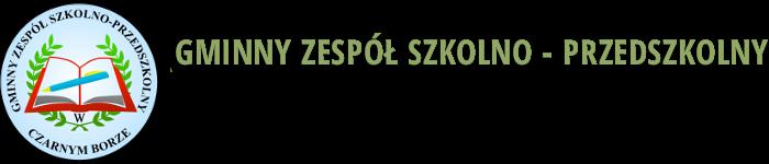 Gminny Zespół Szkolno - Przedszkolny w Czarnym Borze